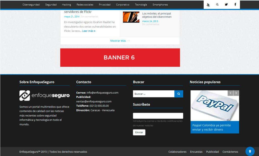 Banner 6 (Al final de la sección de noticias, justo encima del footer o pie de página web