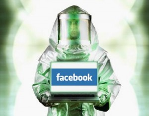 Más de 100 millones de cuentas infectadas en Facebook