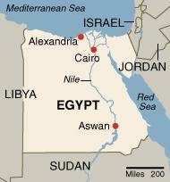 Internet y la revolución árabe