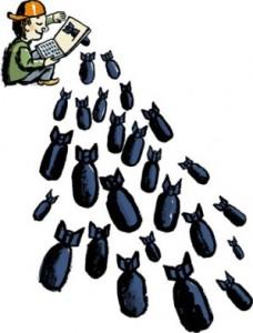 """Un ejército de combatientes se prepara para las """"ciberguerras"""" del futuro"""