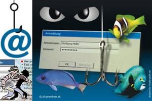 El 3,2% de los ataques de phishing que se producen en el mundo remiten a sitios web ubicados en España