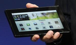 BlackBerry PlayBook corriendo aplicaciones de Android