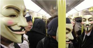 Anonymous hackeó de nuevo a Sony por su apoyo a SOPA!