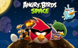 Angry Birds Space ya está disponible para descarga