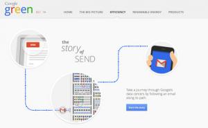 """Conoce con Google el viaje de un correo electrónico en """"Story of send"""""""