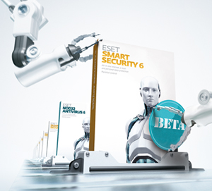 ESET lanza la versión beta de ESET NOD32 Antivirus y ESET Smart Security