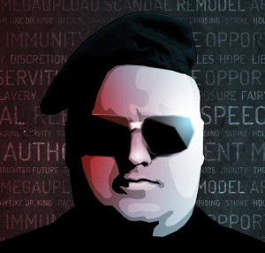 """Crónica EFE: Kim Dotcom, el """"justiciero"""" cibernético que desafía a Estados Unidos"""