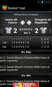 2 Aplicaciones para seguir el Béisbol Venezolano desde tu Android