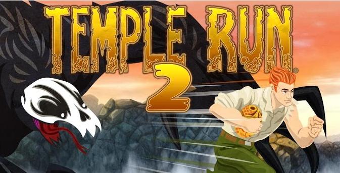 Temple Run 2 destrona a Angry Birds