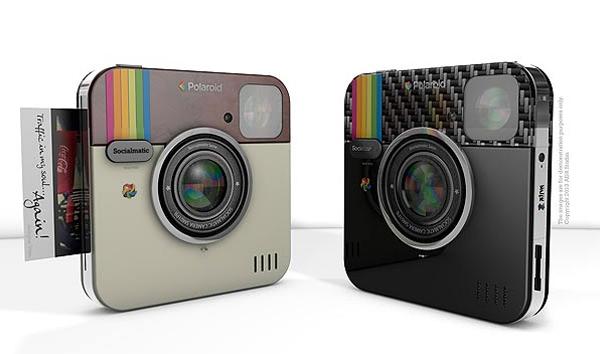 Polaroid lanzará su cámara inspirada en Instagram en 2014