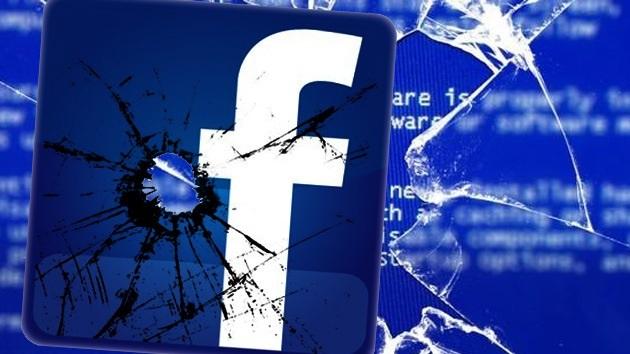 Facebook Down en Varios paises por unos minutos