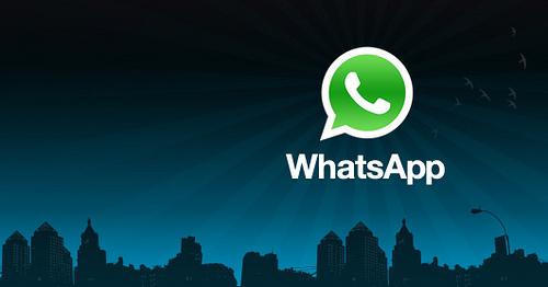 WhatsApp se consolida con su récord.