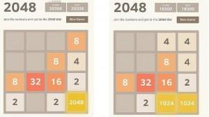 2048: un nuevo y adictivo juego de números que solo el 1% consigue ganar
