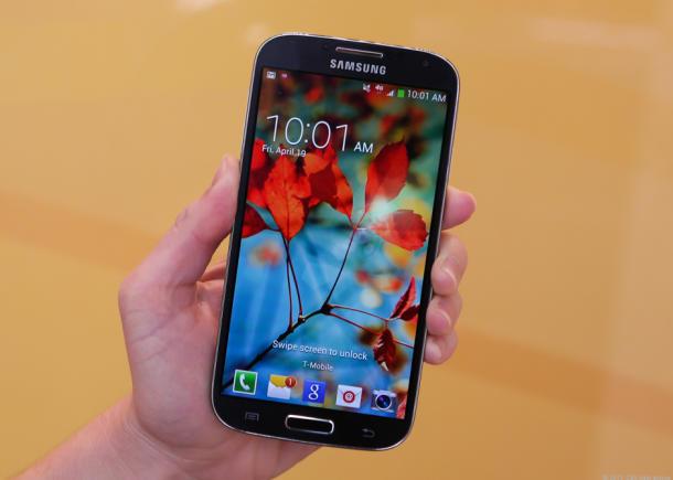 Samsung lanzará su Galaxy S IV el 14 de marzo