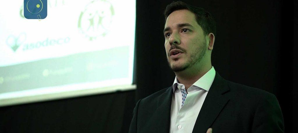 Rafael Núñez, parte de la junta directiva de la CVBC
