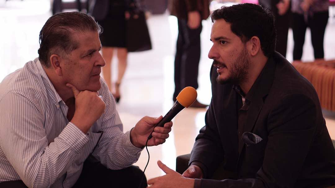 Rafael Núñez estuvo presente en la InfoSecurity Tour 2017