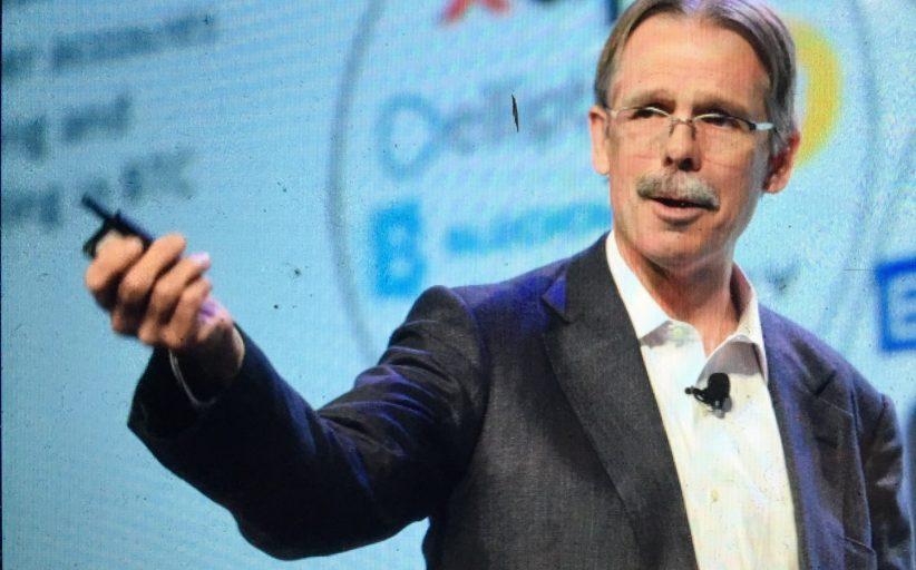 Glenn Hutchins apuesta por el entorno del Bitcoin