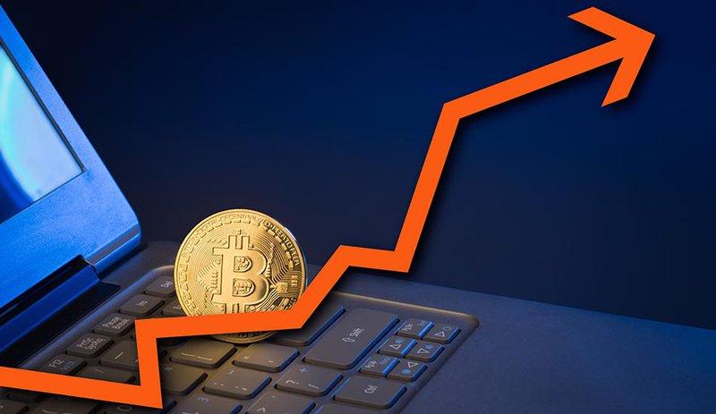 El Bitcoin se dispara por primera vez en meses