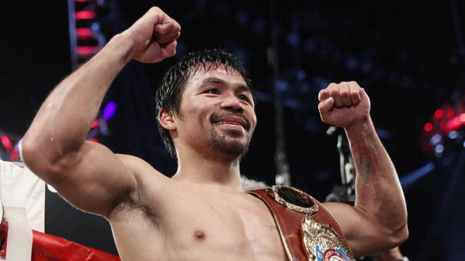 Manny Pacquiao tendrá su propia criptomoneda a partir de 2019