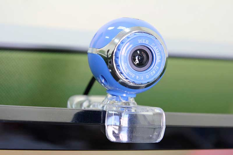Camfecting: Hackeo de Webcams
