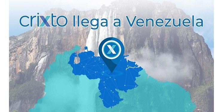 Llegó CRIXTO a Venezuela, una pasarela de pagos con criptomonedas