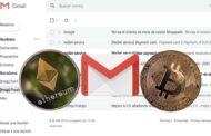 Transferir bitcoins o ethers con correo electrónico puede tardar menos de un minuto