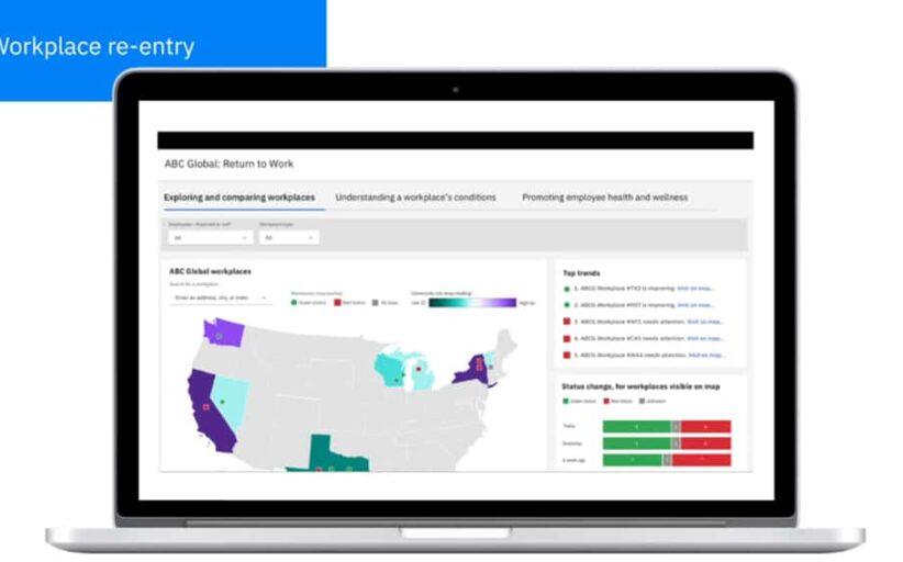 IBM monitorea tu salud con su app blockchain para evitar propagación del coronavirus