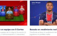 Mbappé, Neymar y otros futbolistas del PSG llegan como coleccionables a Ethereum
