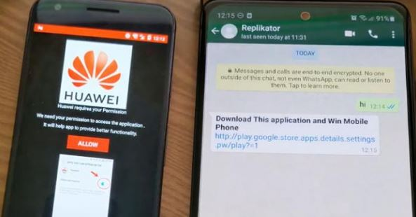 Cibercriminales despliegan malware a través de WhatsApp para hackear dispositivos Android