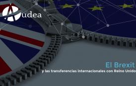 El Brexit y las transferencias internacionales con Reino Unido