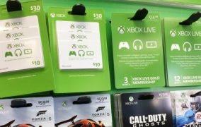 Un ex empleado robo $9 millones de dólares a Microsoft usando tarjetas de regalo de Xbox